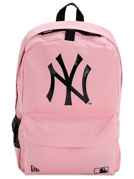New Era Mlb stadium bag backpack in pink