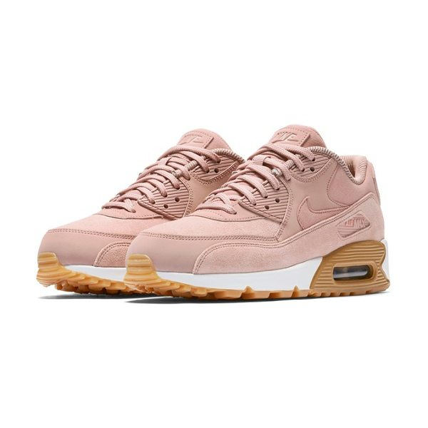 Nike air max 90 se sneaker in particle pink/ particle pink - Fresh color combos add a cool twist to an iconic sneaker...