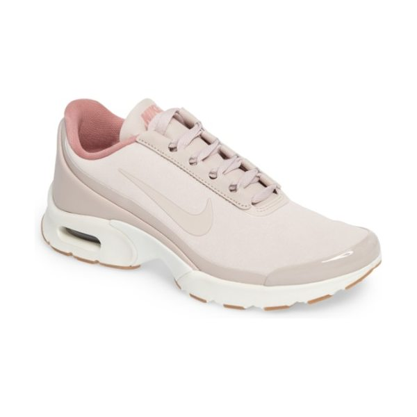 Nike air max jewell se sneaker in pink stardust - Nike's Max Air cushioning and sleek detailing make this...