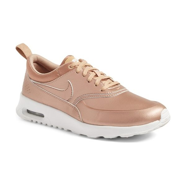 Nike air max thea se sneaker in metallic bronze - Crafted for comfort with a minimalist profile, this...