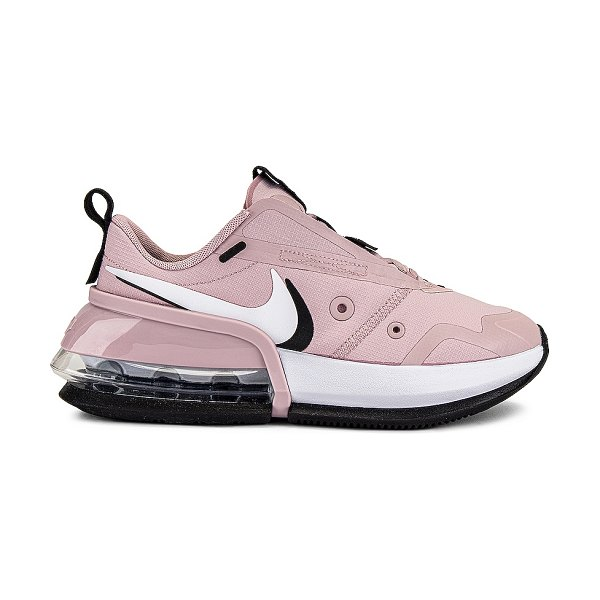 Nike air max up sneaker in champagne  white & black