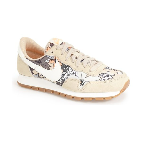 Nike air pegasus 83 print sneaker in desert camp - A retro-inspired sneaker is crafted with dual-density...