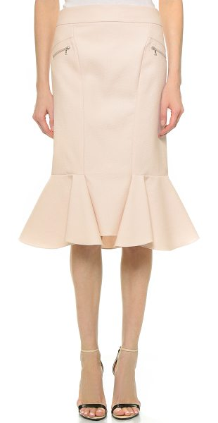 Nina Ricci Pencil skirt in rose pale