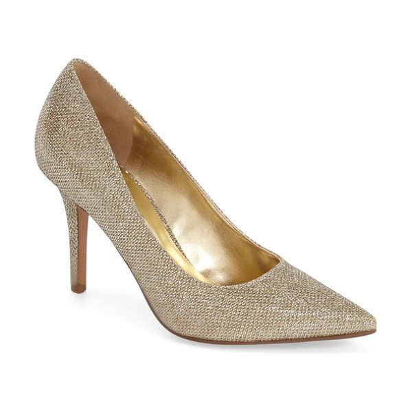 NINE WEST 'jackpot' pointy toe pump - Elevate your work or evening style with a go-to pump...