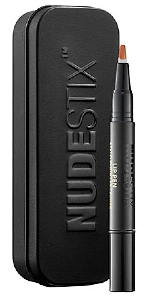 NUDESTIX lip pen matte bare - A lip pen that provides a matte lip stain. This matte,...