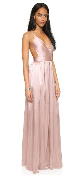 ONE BY CONTRARIAN babs bibb maxi dress - Description Contrarian, part of Shopbop's ONE by...