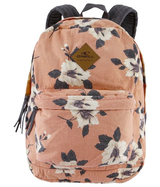 O'NEILL beachblazer backpack in honey - A vintage-inspired medallion design upgrades a durable...