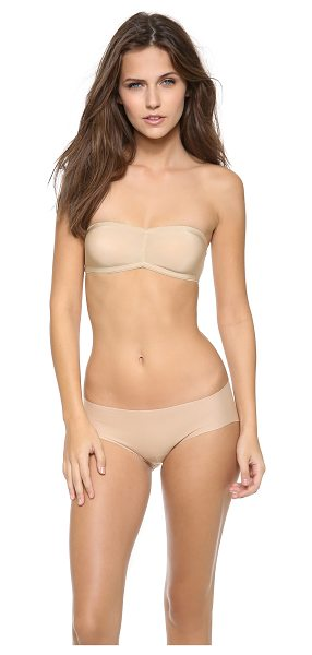 Only Hearts second skins bandeau in nude
