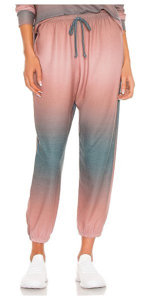 ONZIE weekend sweatpant in beach balm