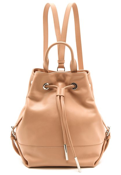 Opening Ceremony Izzy backpack in dusty pink