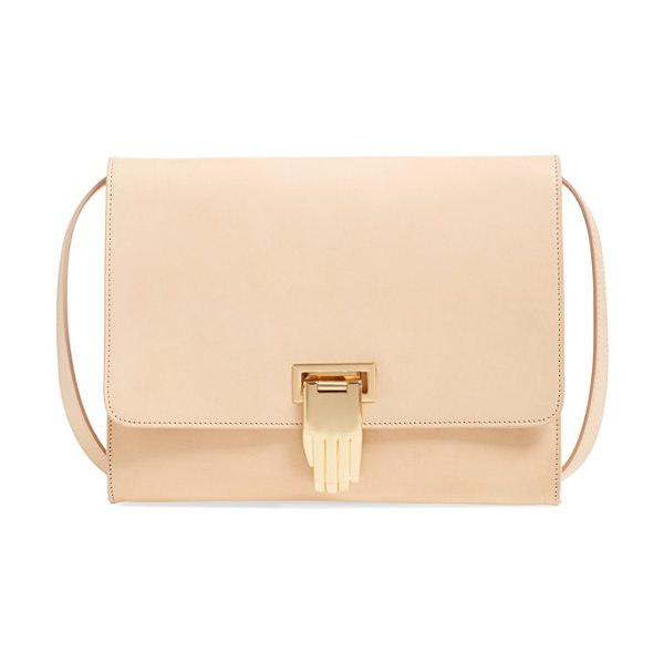 OPENING CEREMONY Nokki crossbody bag in natural - Convenience and cutting-edge style go hand in hand with...