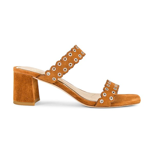 PAIGE viera mule in honey