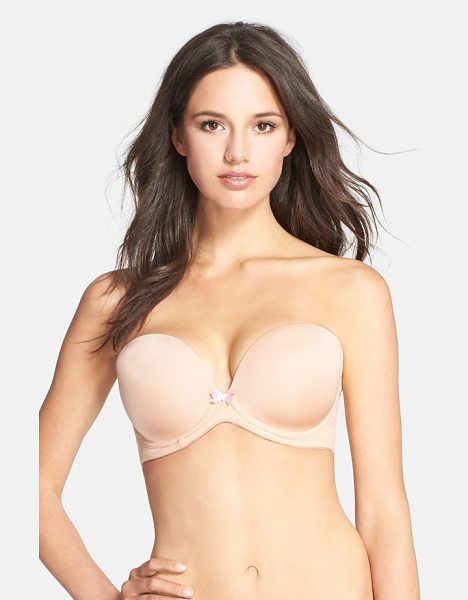 PANACHE koko icon convertible strapless underwire plunge bra - An underwire plunge bra designed with firm, molded foam...