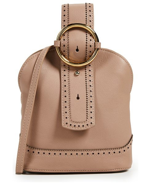 Parisa Wang addicted cross body bag in beige