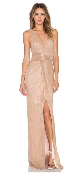 Parker Black Monarch dress in blush - Self: Silk blendLining: Poly blend. Dry clean only....