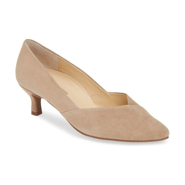 Paul Green beverly surplice pump in beige