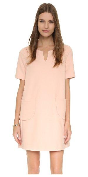 Paul & Joe Sister Babycat dress in pink - A retro inspired Paul & Joe Sister dress in a classic...