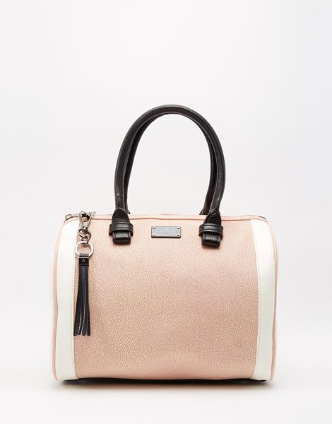 PAULS BOUTIQUE Handheld tote bag - Cart by Paul's Boutique Leather-look outer Grab handles...