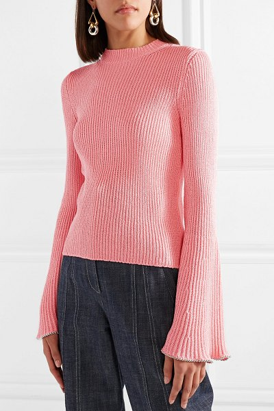 de141cd91035a1 philosophy-di-lorenzo-serafini-bead-embellished-ribbed-knit-sweater.jpg