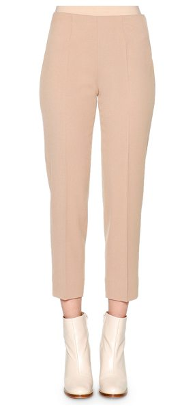 "PIAZZA SEMPIONE Audrey twill cropped pants - Piazza Sempione ""Audrey"" twill cropped pants. Approx...."