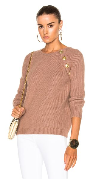 Pierre Balmain Sweater in neutrals,brown - 75% polyamide 15% viscose 10% mohair.  Made in China. ...