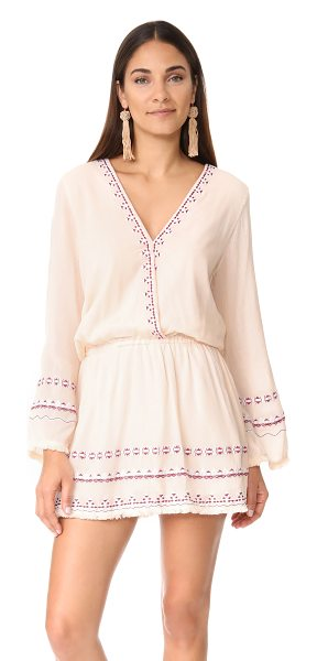 Piper celine dress in pink tint - NOTE: Runs true to size. A casual Piper dress with a...