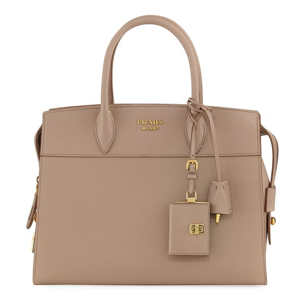 Prada Medium Esplanade Tote in blush