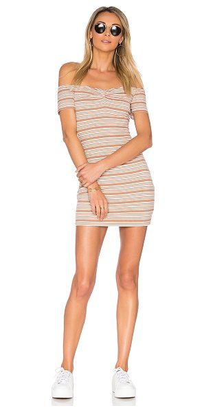 Privacy Please coolidge dress in camel