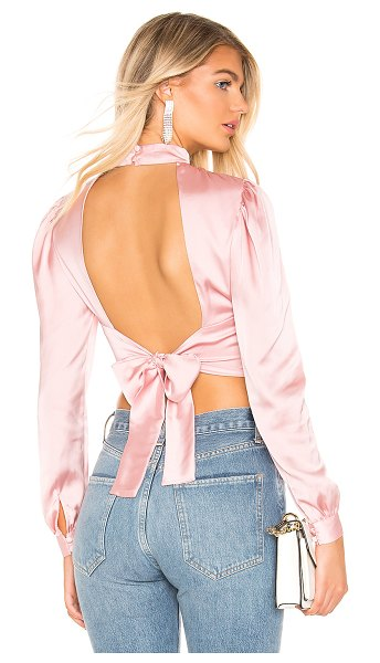 Privacy Please evie top in dusty pink - Privacy Please Evie Top in Pink. - size XL (also in L)...