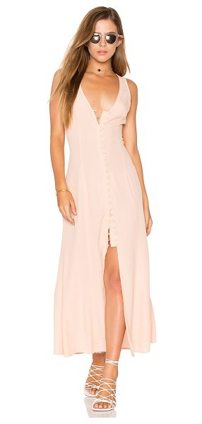 Privacy Please Lomax Dress in blush - Barely there blushing with the Privacy Please x REVOLVE...