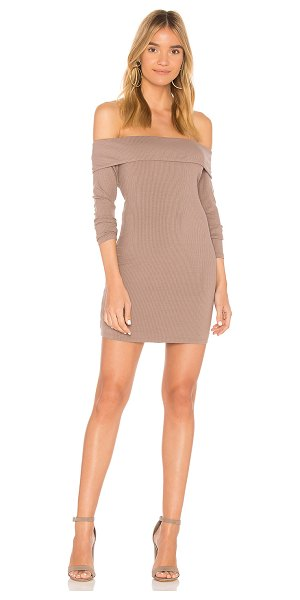 "Privacy Please Silas Dress in taupe - ""Seeking simplicity. The Silas Dress by Privacy Please..."