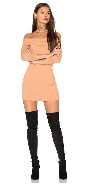 PRIVACY PLEASE Silas Dress - Sweet as toffee. The Silas Dress by Privacy Please is...