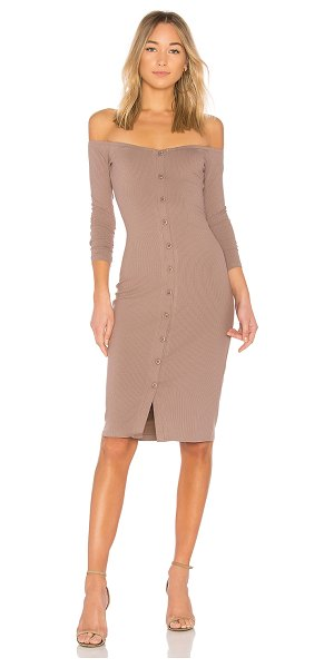 "Privacy Please x REVOLVE Albany Maxi in taupe - ""From seaside brunches to soirees in the city, the..."