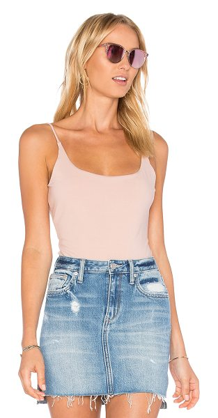 Privacy Please x REVOLVE Bara Bodysuit in blush - Keep it simple. The Bara Bodysuit by Privacy Please is...