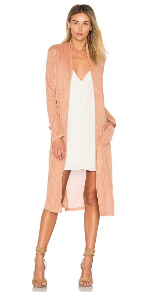 Privacy Please x REVOLVE Bristol Jacket in pink - Glittered with gold in the Bristol Jacket by Privacy...