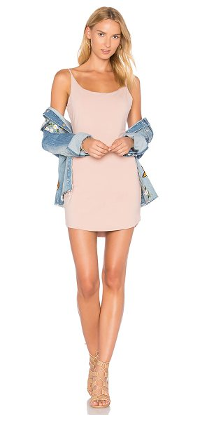 Privacy Please Cassiar Dress in blush - Less is always more in the Cassiar Dress by Privacy...