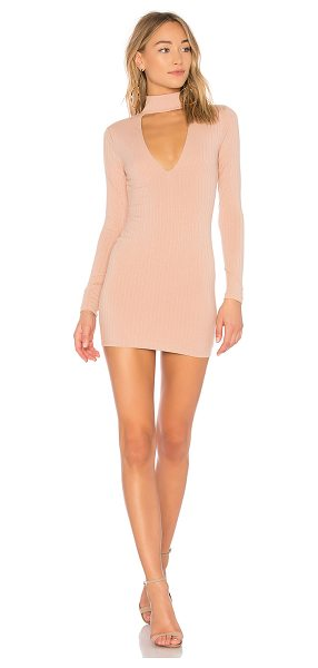 Privacy Please x REVOLVE Houston Mini in blush
