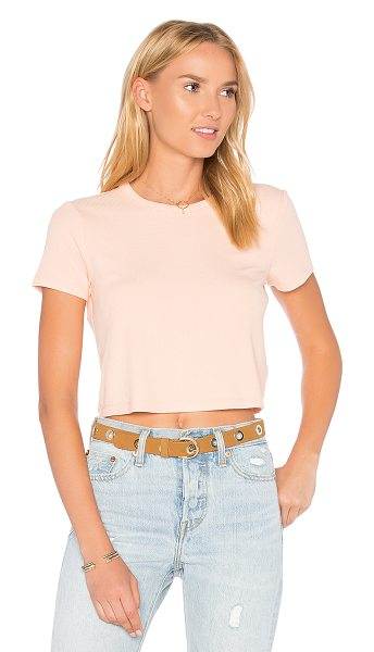 PRIVACY PLEASE x REVOLVE Linton Tee - Sticking to the basics in soft rib knit fabric, the...
