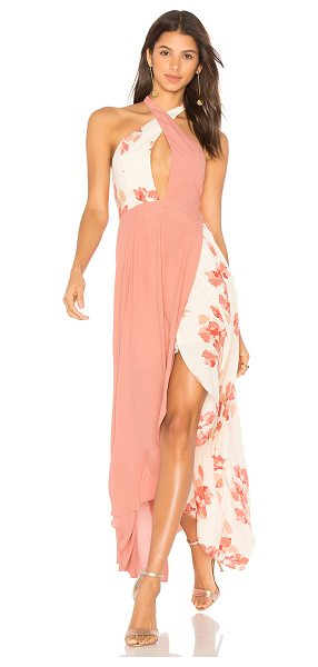 Privacy Please x REVOLVE Sarah Dress in blush - In the flow of things with the Sarah Dress by Privacy...