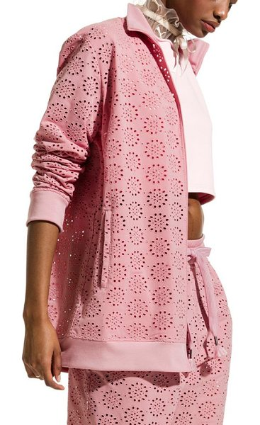 PUMA fenty  by rihanna eyelet track jacket - This is your riding coat for the modern era. Its...