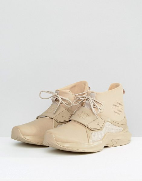 PUMA X Fenty Sneakers in beige - Sneakers by PUMA, Collaboration with Rihanna Fenty,...