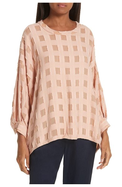 Rachel Comey fond fil coupe blouse in pink