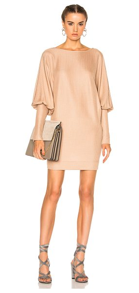 Rachel Comey Sisters Dress in neutrals,pink - 67% viscose 31% polyamide 2% elastan.  Made in USA.  Dry...