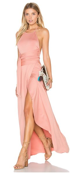 Rachel Pally Kaia Maxi Dress in blush