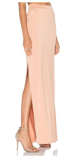 Rachel Pally Pasadena Skirt in blush - 92% modal 8% spandex. Dry clean recommended. Unlined....