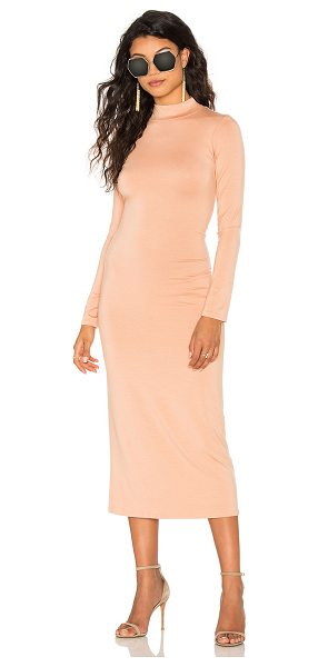 Rachel Pally Stella Midi Dress in rosewater - 92% modal 8% spandex. Dry clean recommended. Unlined....