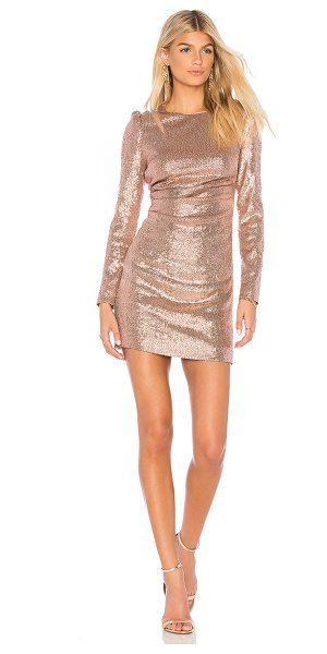 RACHEL ZOE Juliette Dress - Self: 95% rayon 5% spandexCombo & Lining: 100% poly. Dry...