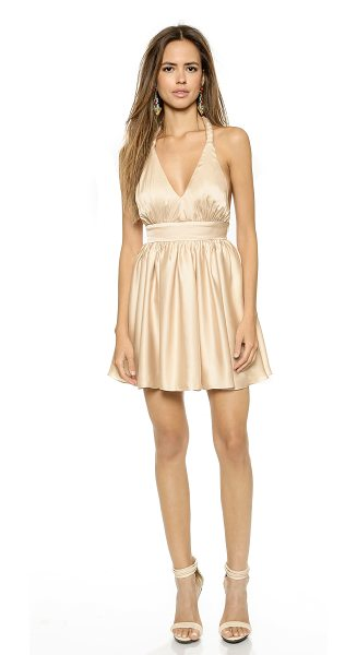RAE FRANCIS Reese dress - A deep neckline lends a sexy touch to this elegant Rae...