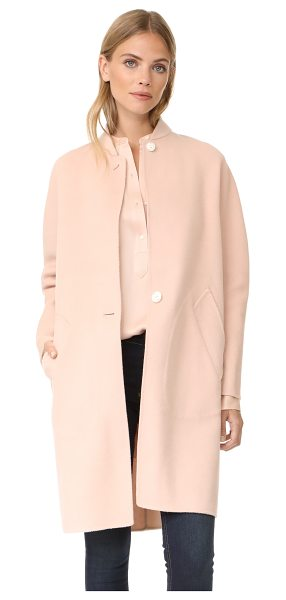 RAG & BONE darwen coat - An unstructured Rag & Bone overcoat in a soft cashmere...