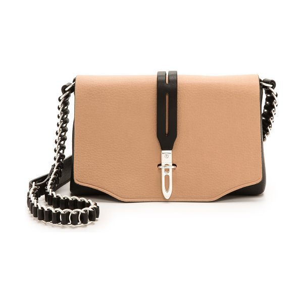 Rag & Bone Enfield mini bag in nude
